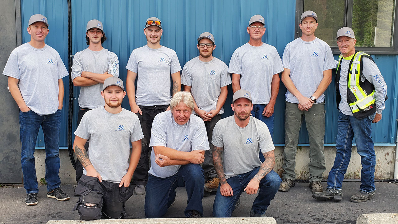 BF Roofing Team Photo - 1